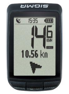 SIGMA GPS Fahrradcomputer Test PLATZ 1